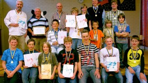 WOLVEGA/ examen schaakclub West/230508-025/Foto Hilde Brandsma
